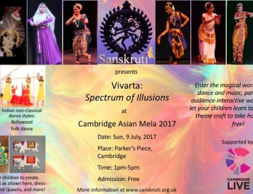 Cambridge Asian Mela 2017
